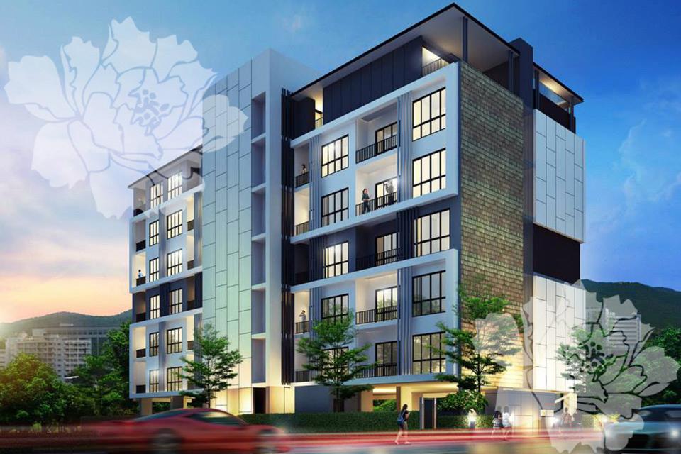 รับออกแบบอาคาร 3d เชียงใหม่