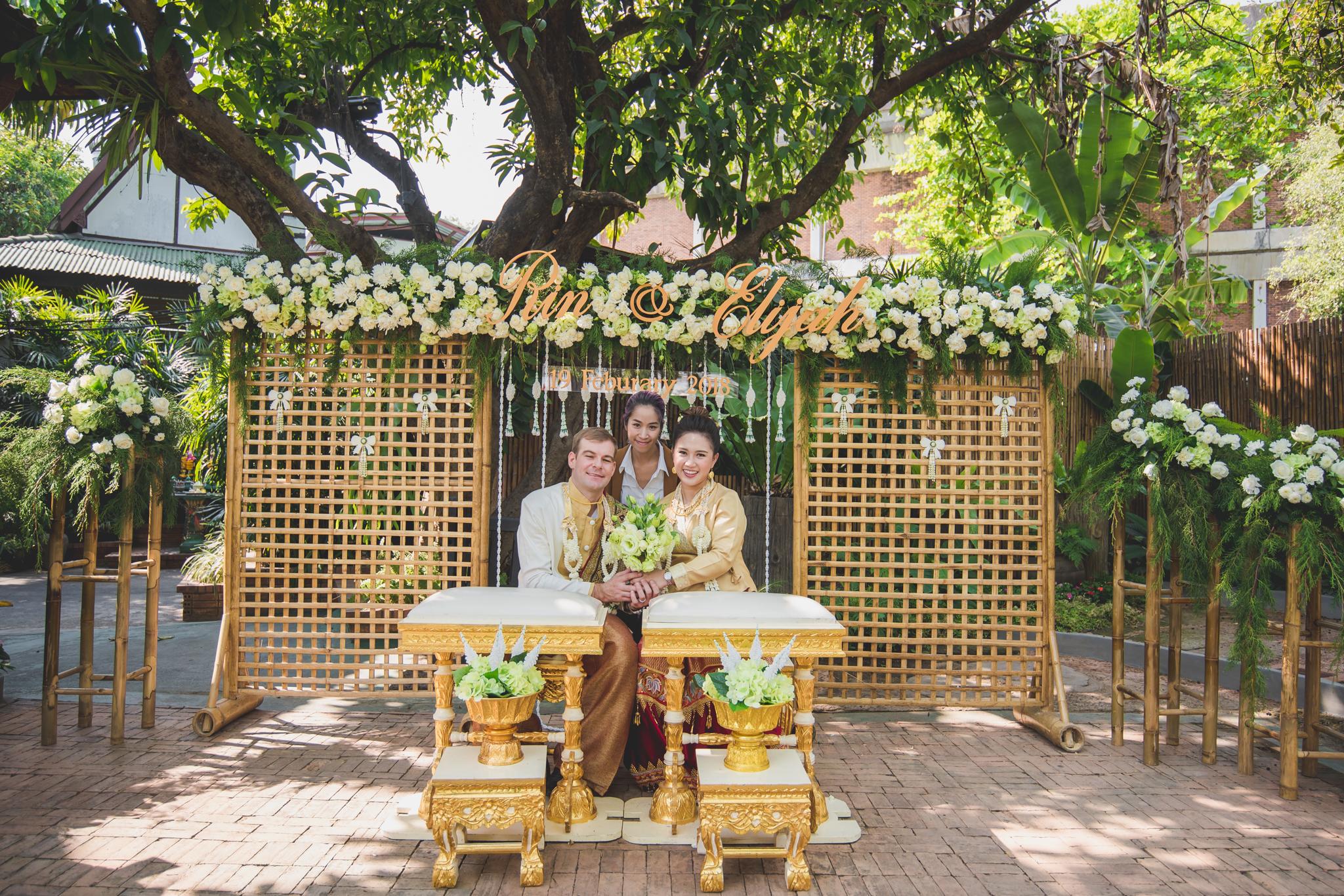 ออแกไนท์เซอร์เชียงใหม่ รับตกแต่งสถานที่ งานแต่งงาน เชียงใหม่